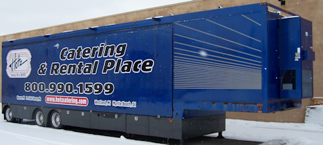 Commercial Vehicle Rental Vans Trucks Trailors Hotz Catering And Rental