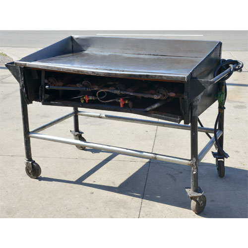 4u0027 Propane Griddle