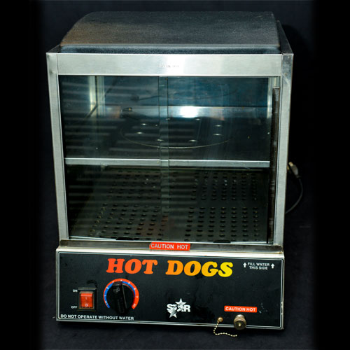 Concession Equipment Amp Supplies Hot Dog Roller Carts