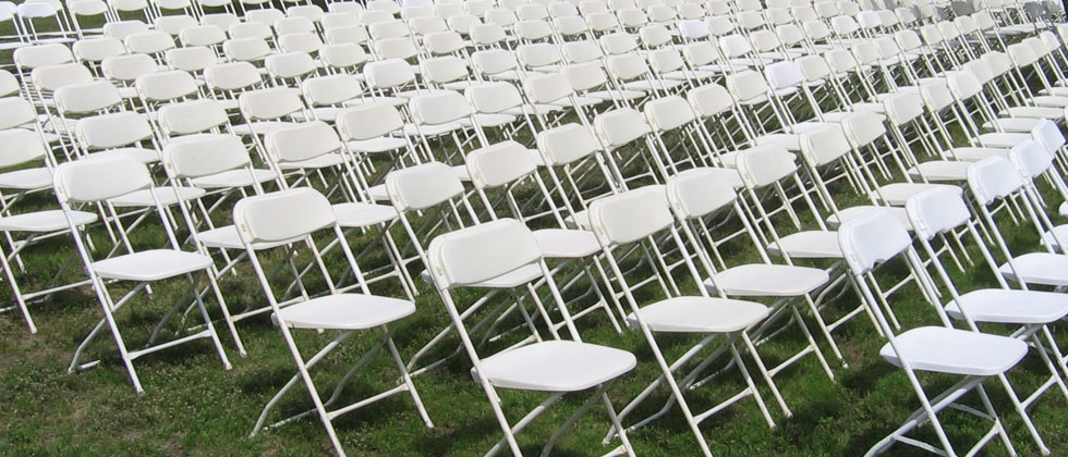 ... Tablecloths Seating/Chair Rental
